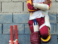 West Indies Test Captain Denesh Ramdin