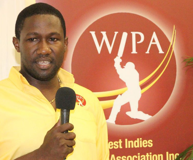 WIPA President and CEO Wavell Hinds