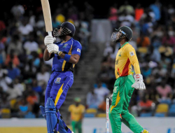 Kieron Pollard Barbados Tridents