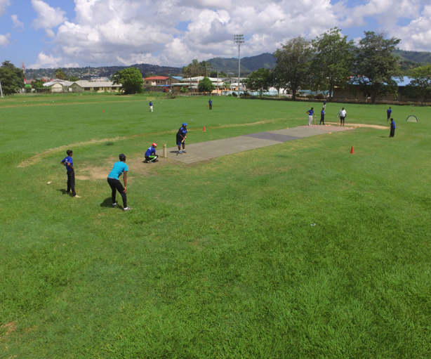 The Atlantic Cricket Camp facilitated by WIPA in the Community
