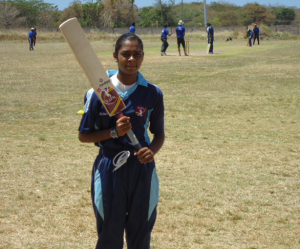 Atlantic/WIPA in the Community Cricketer of the Year - Keshelle James