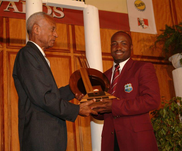 Player of the Year 2004 - Brian Lara