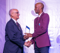 First Class Cricketer of the Year Roston Chase