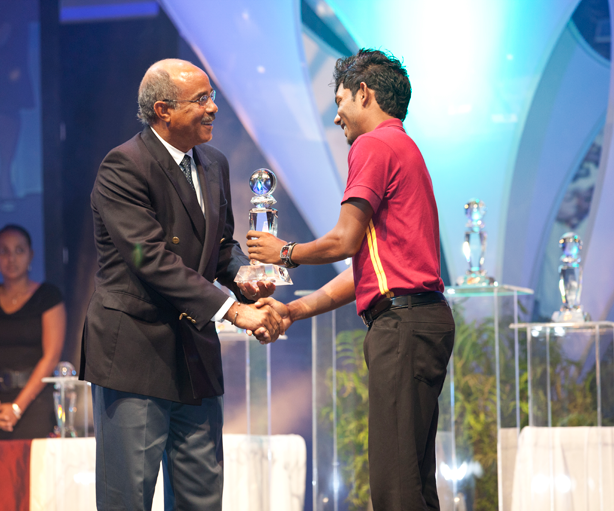 Caribbean T20 Player of the Year