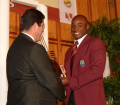 Emerging Player of the Year 2004 - Tino Best