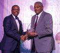 CWI Lifetime Achievement Awardee Walter Eden St John