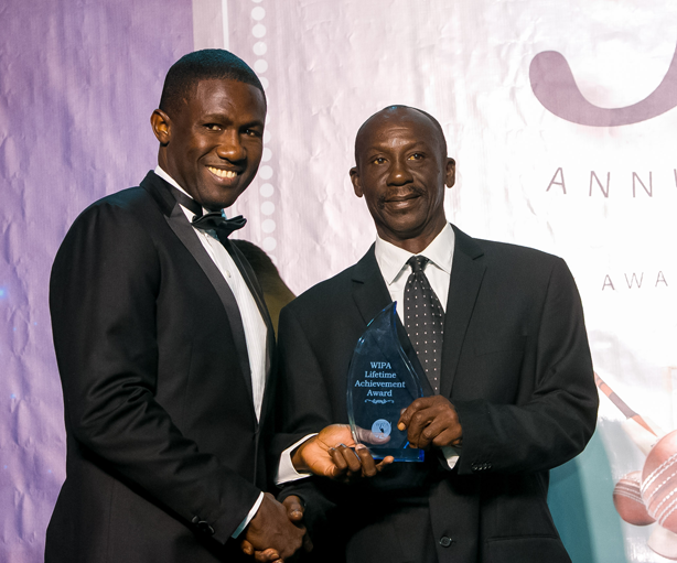 WIPA Lifetime Achievement Awardee Cleveland Davidson