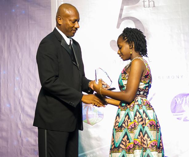 WIPA in the Community Awardee Kameah Cooper