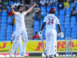 West Indies Announce Squad For 2nd Test of MyTeam11 Series